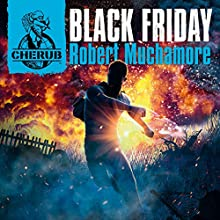 Cherub: Black Friday Audiobook by Robert Muchamore Narrated by Simon Scardifield