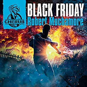 Cherub: Black Friday Audiobook