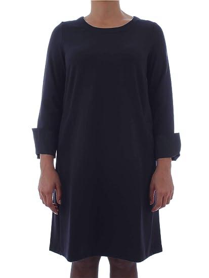 Persona by Marina Rinaldi 1624038 Vestido Mujer Blue Marine M  Amazon.es   Ropa y accesorios c6266fc84af