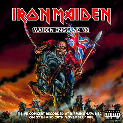 Maiden England '88 [Explicit]