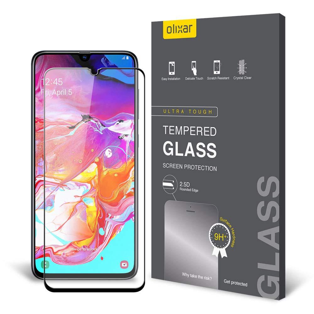 Vidrio Templado Samsung A70 [1un.] Olixar