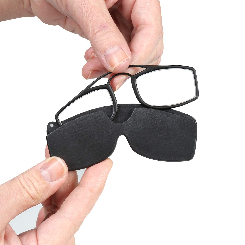 Amazon.com: C247 Mini Lectores anteojos de lectura portátil ...