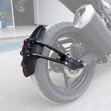 Guardabarros Trasero guardabarros trasero accesorios Para Yamaha YZF R6 600 2006-2007 Carb/ón