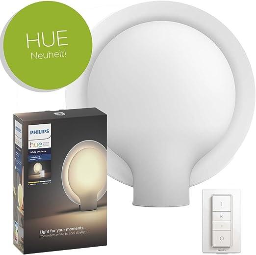 Illuminazione Philips Hue White Ambiance Felicity Lampada Da Tavolo Con Lampadina Inclusa Cancelleria E Prodotti Per Ufficio Cumbresbox Cl