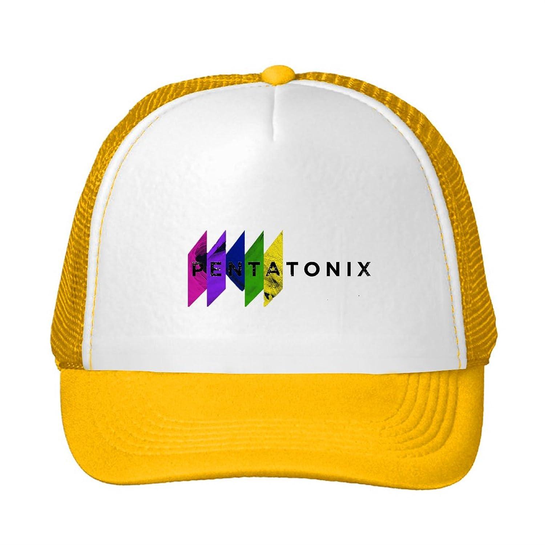 Pentatonix 2016 World Tour Printing Mesh Sun Caps Snapback Hats