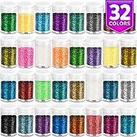 Multi-Colors Fine Glitter Powder