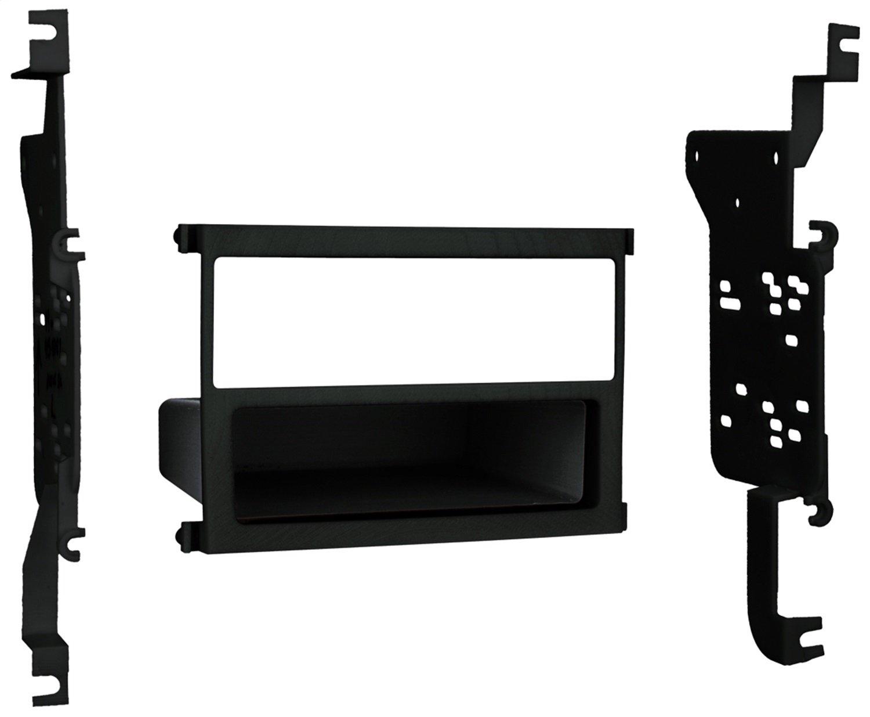 Amazon.com: Metra 99-8157B Single DIN Installation Kit for 1992-2000 Lexus  SC300 and SC400 (Black): Car Electronics