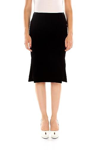 213GC0870T12081T9000 Tom Ford Faldas Mujer Algodón Negro
