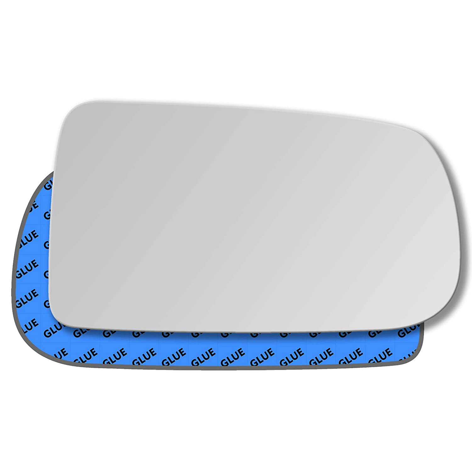 Hightecpl 234RS Right Driver Side Convex Door Wing Mirror Glass