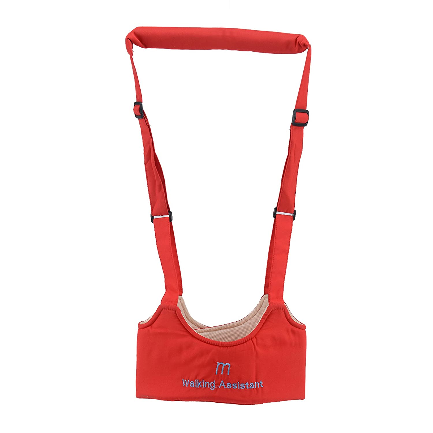 AllRight Baby Toddler Walking Assistant Learning Walk Safety Reins Harness for 6 Months to 14 Months Blue oem