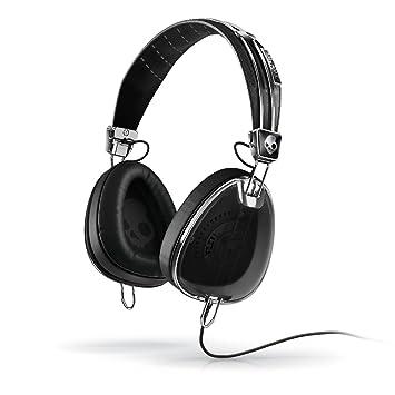 Skullcandy S6avfm 156 Aviator Headphones With Mic3 Black Ca Electronics