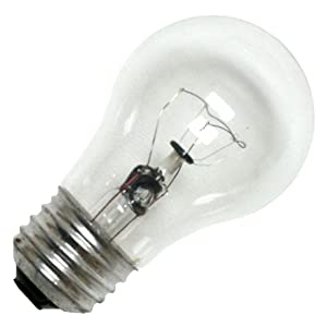 General Electric 40A15 40-watt Appliance Light Bulb