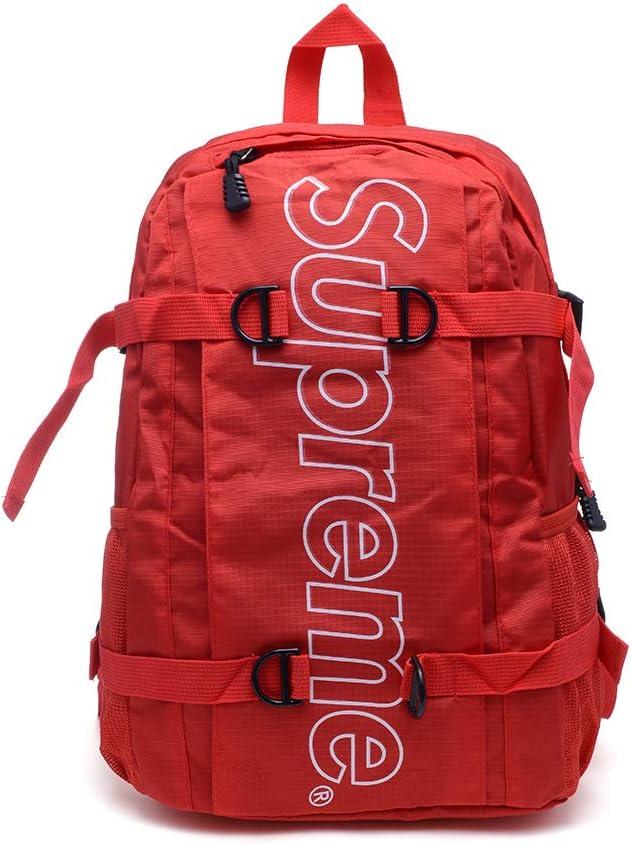 Bleu Rouge Supremes Sacs /à Dos pour Ordinateur Portable Sac /à Dos Loisirs Unisexe Adulte Backpack