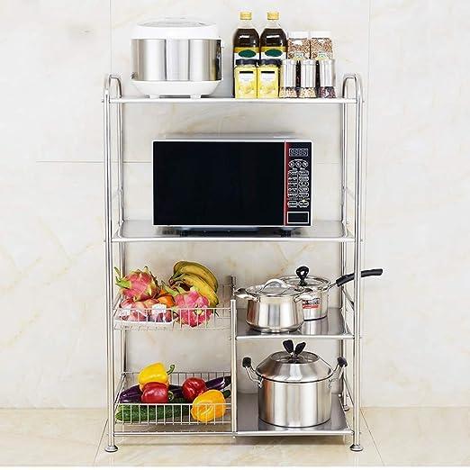 XQY Estante de almacenamiento Adecuado para la cocina Oficina en ...