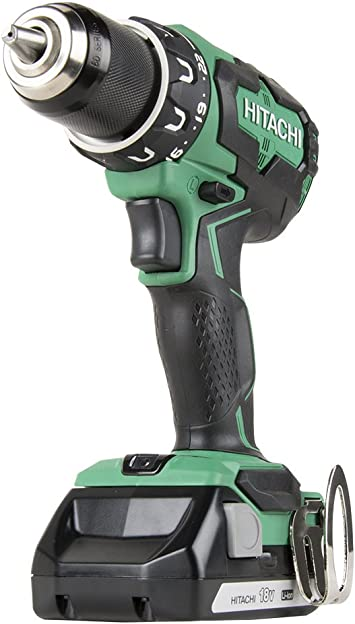 Hitachi DS18DBFL2 Power Drills product image 3