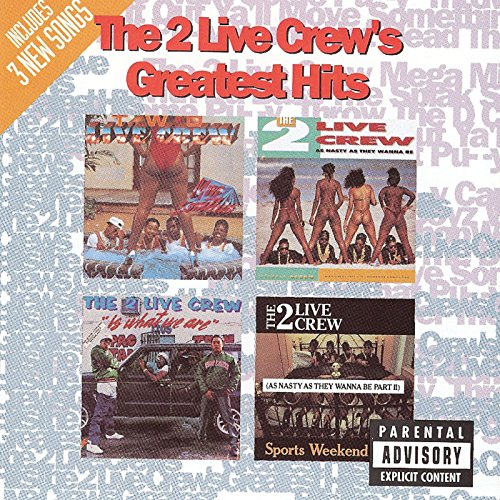 2 Live Crew's Greatest Hits [Vinyl] by Lil Joe