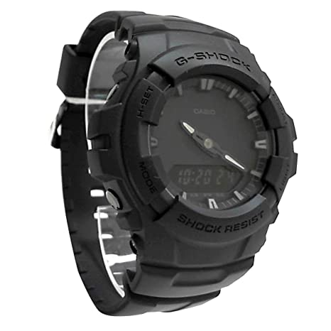 Great new summary of Casio G-100BB-1AJF