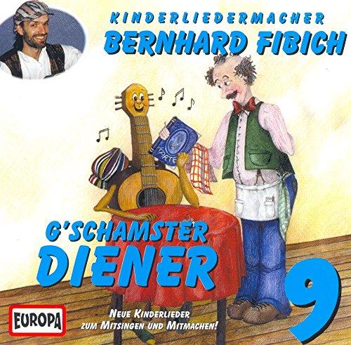 Gschamster Diener: Neue Kinderlieder