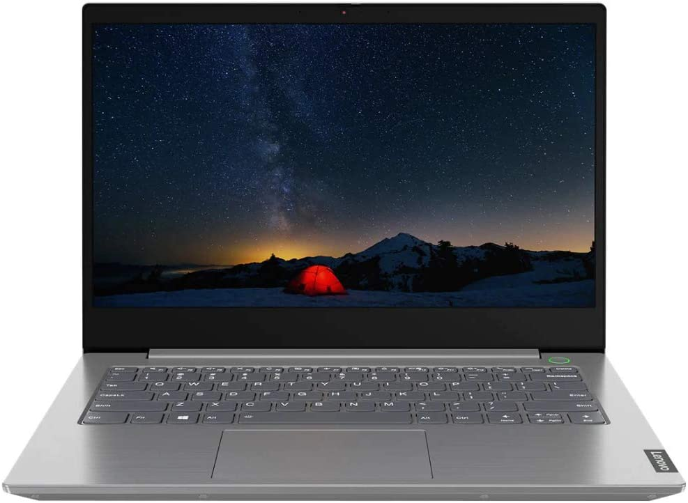 Lenovo_Thinkbook_14 Business Laptop (Intel i5-1035G1, 8GB RAM, 256GB NVMe SSD, 14