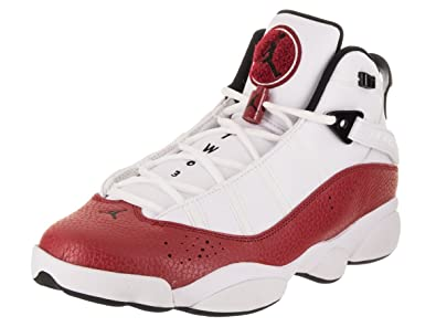 55d2a981e44 Image Unavailable. Image not available for. Color: Jordan Air 6 Rings