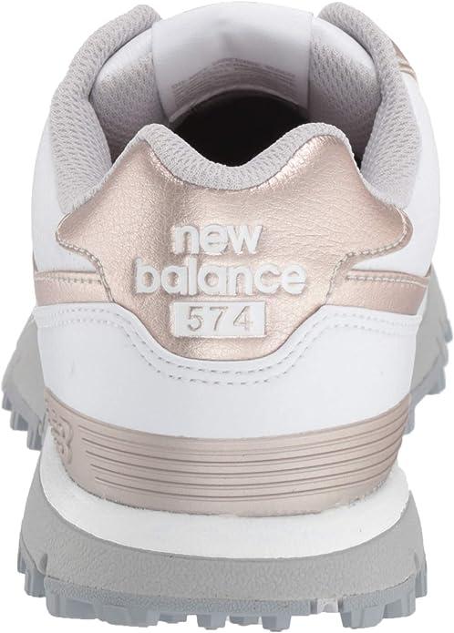 new balance 574 rose gold