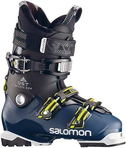 SALOMON QST Access X80 Bottes de ski alpin pour homme