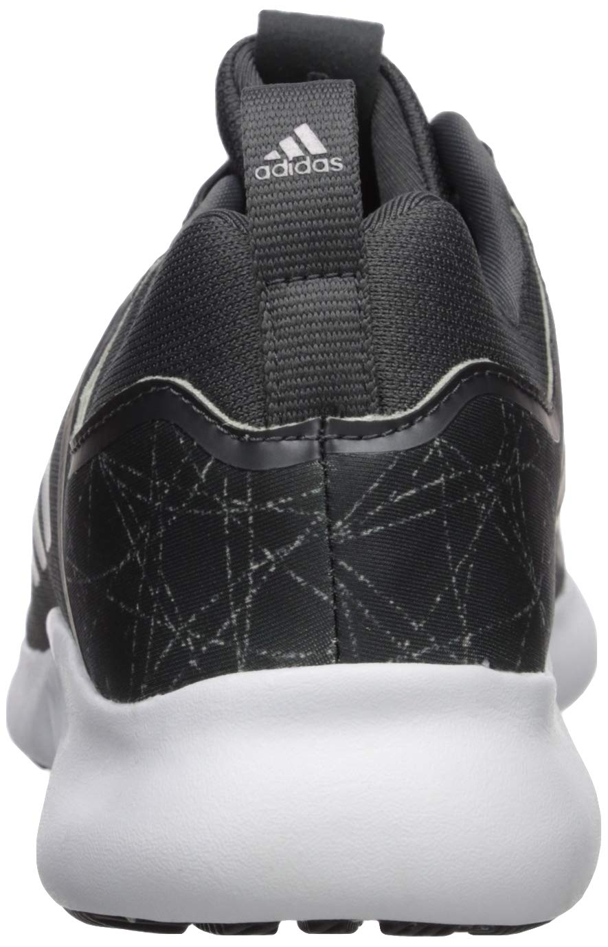 adidas Women's Edgebounce Grey/Black/White 5.5 M US by adidas (Image #2)