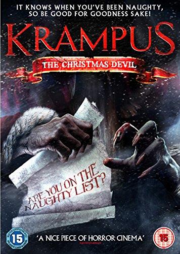 Krampus The Christmas Devil [DVD] [2015]: Amazon.co.uk: RICHARD ...