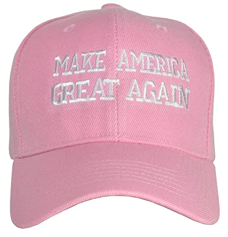 b39c00cb Donald Trump Make America Great Again Hats Embroidered (6 Colors) 10, 000+  Sold at Amazon Men's Clothing store: