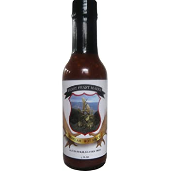 Howlah Hot Sauce | All Natural Handcrafted Gluten Free Spicy Sauce | Made with Our Proprietary