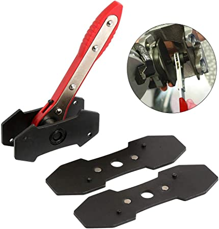 Car Ratchet Brake Caliper Piston Press Spreader Tools Single Twin Quad Set UPS