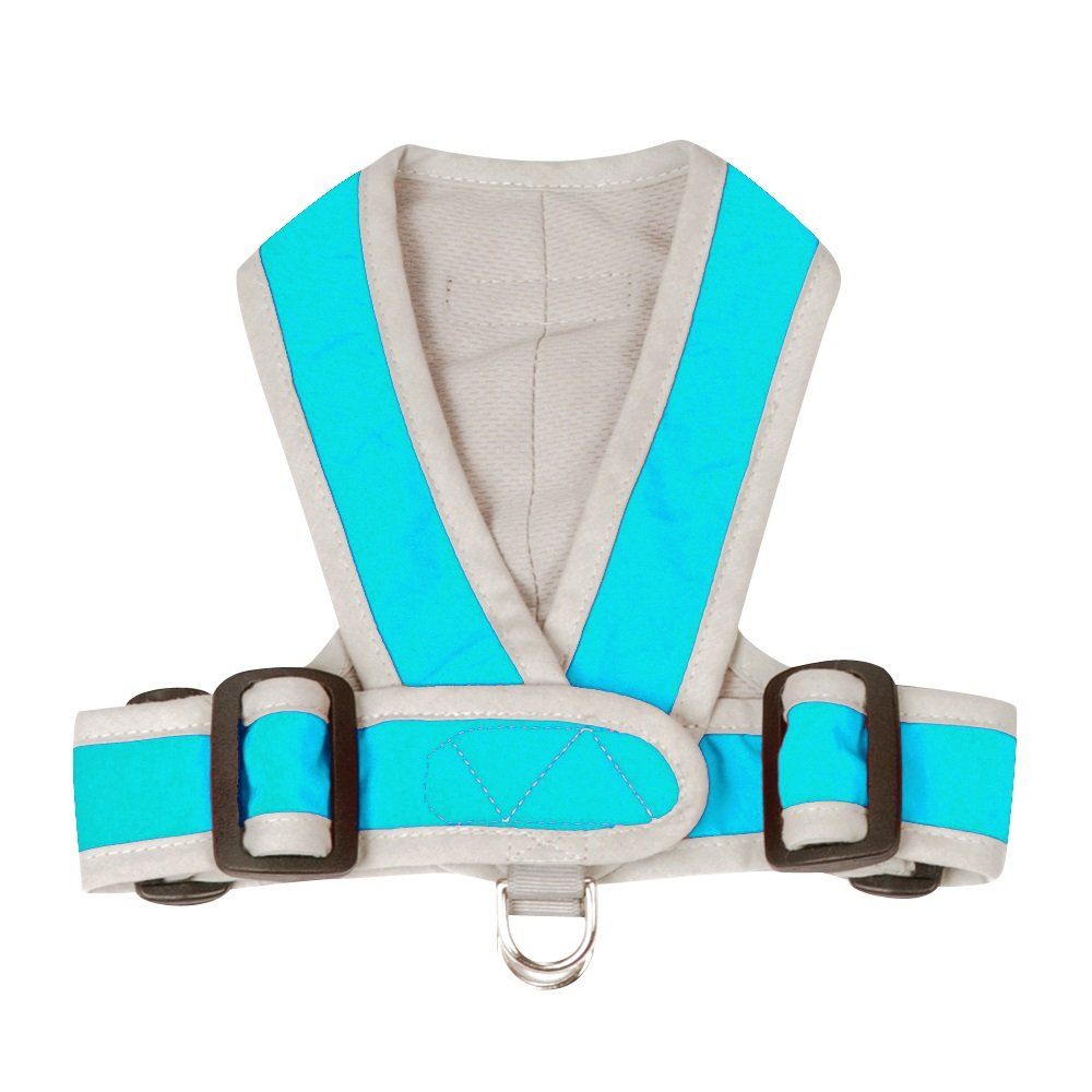 Precision Fit - Nylon Sport Harness 1100 Series Turquoise XS