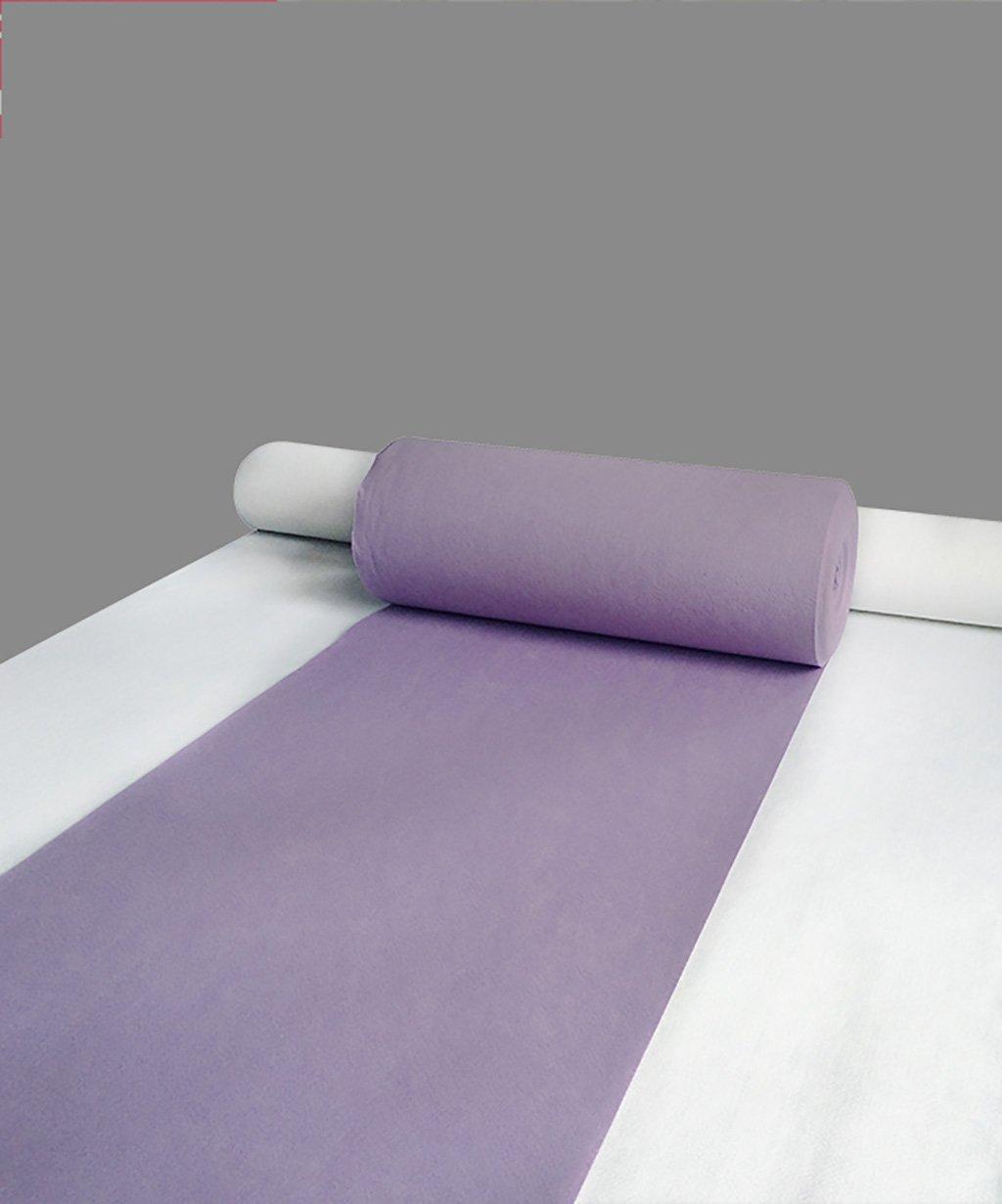 QiangDa Tappeto Nuziale Tappeti Sposa Moquette Monouso, Tessuti Non Tessuti, Spessore 2mm 4 Formati 9 Colorei Opzionale (colore   8 , Dimensioni   1m20m)