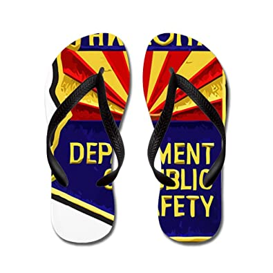 Arizona DPS Patch - Flip Flops Funny Thong Sandals Beach Sandals