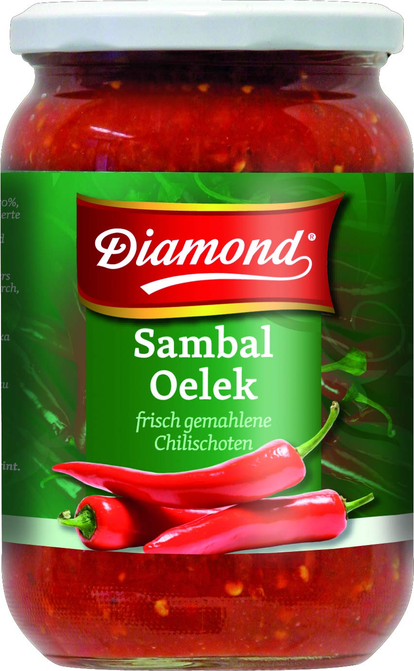 Diamond, Salsa de chile - 6 de 750 gr. (Total 4500 gr.): Amazon.es: Alimentación y bebidas