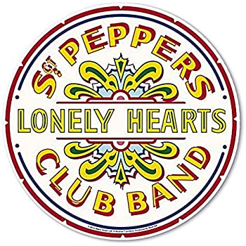 Amazon.com: The Beatles Sgt Peppers Lonely Hearts Club