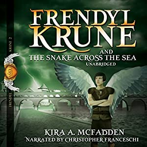 Frendyl Krune and the Snake Across the Sea Audiobook