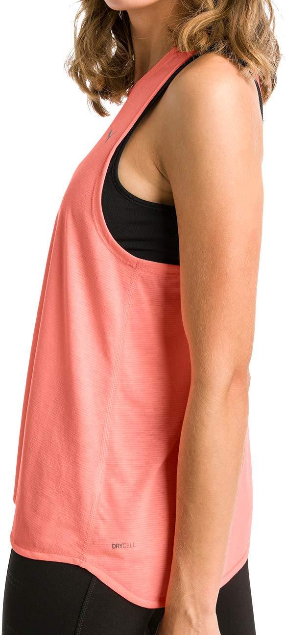 cfd1b42c Amazon.com: PUMA Ignite Mono Womens Running Vest Tank Top - Pink ...