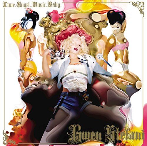 Hollaback Girl [Explicit] (Gwen Stefani)