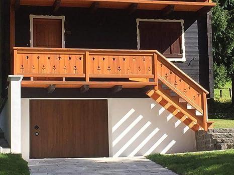 Puerta para garaje Secional lateral Phenix: Amazon.es: Bricolaje y herramientas