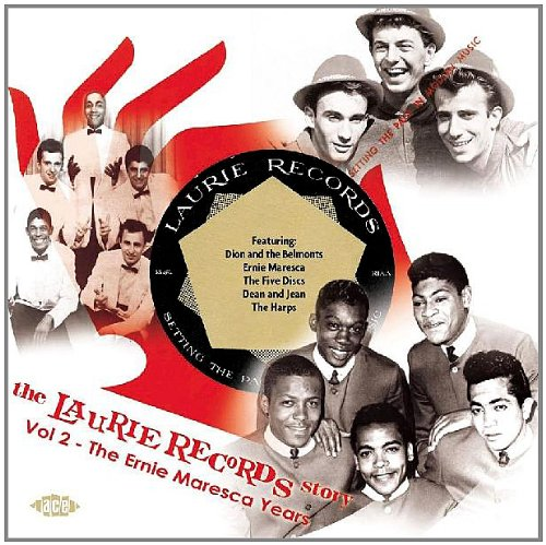 Laurie Records Story 2 Earnie Maresca Years by Ace Records UK