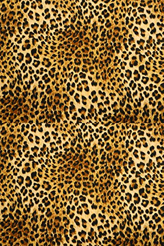Leopard pattern Heat Transfer Vinyl Sheet for Silhouette 12