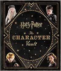Harry Potter. The Character Vault (Harper Design): Amazon.es ...