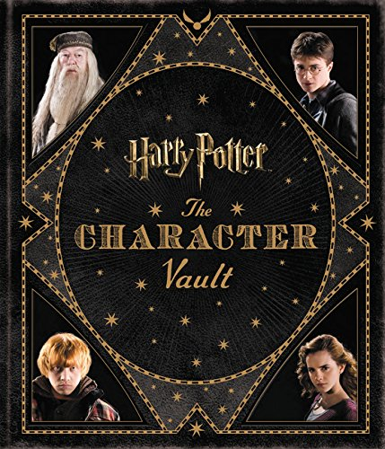 Pdf Entertainment Harry Potter: The Character Vault