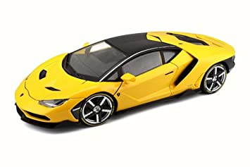 Buy Modeltoycars Lamborghini Centenario Yellow Maisto 38136yl 1