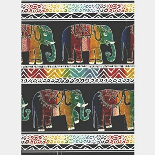 Roll Ranch - Elephant Heavy Gift Wrapping Paper -24
