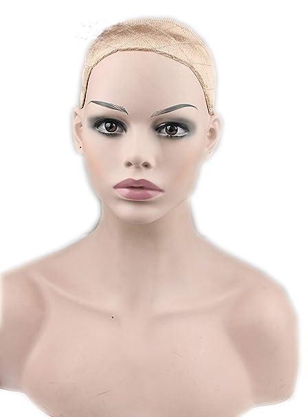 Eseewigs Wig Grip banda de peluca de terciopelo flexible bufanda banda para el pelo banda ajustable