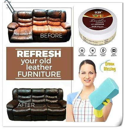 Enjoyable Amazon Com Multifunctional Leather Refurbishing Sofa Machost Co Dining Chair Design Ideas Machostcouk
