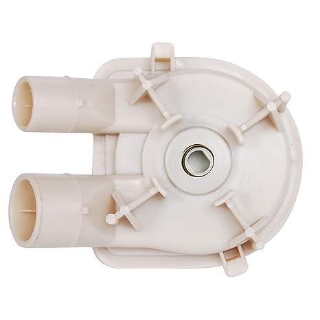 3363394 - Bomba de drenaje de agua para lavadora Whirlpool ...