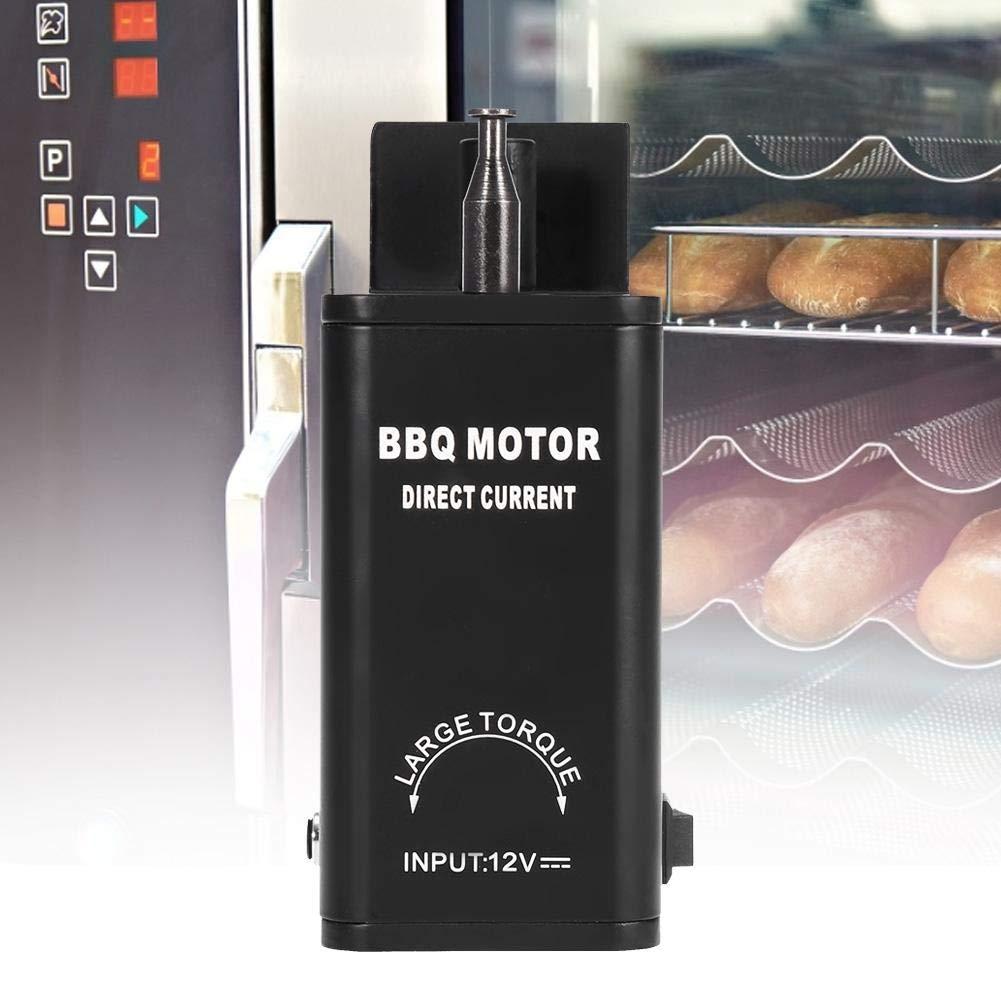 Jeffergarden El Motor eléctrico del Horno 12V DC BBQ BBQ Barbacoa ...